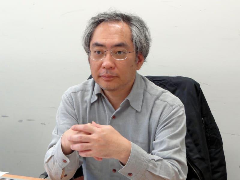クリティカ取締役の川畑善之氏