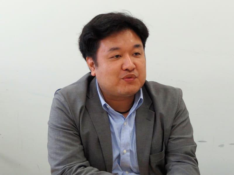 クリティカ営業開発営業部長の秋田 和樹氏