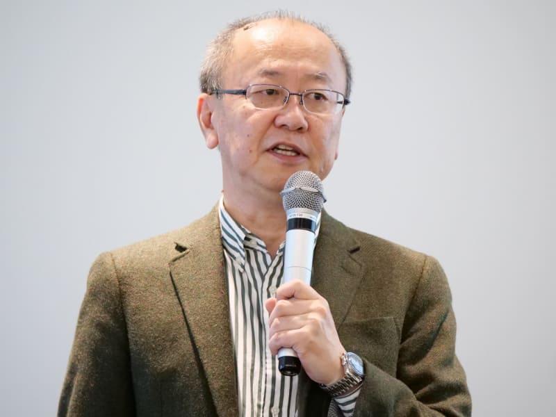 株式会社インターネットイニシアティブの鎌田博貴氏