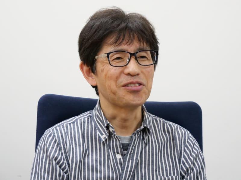 カートグラファーの森亮氏。現在、株式会社MIERUNEの社外取締役も務める