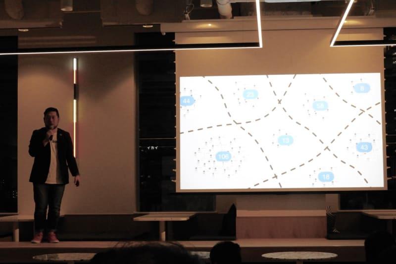 本イベントではSlackの機能とあわせた3つの導入事例が紹介された