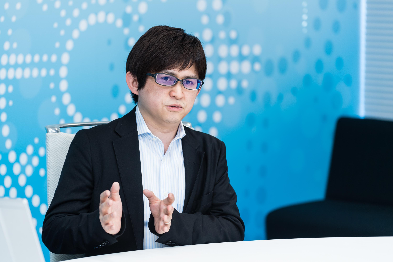 BANDAI SPIRITS ネット戦略室 ECプラットフォームチームの武井一将氏(チーフ)