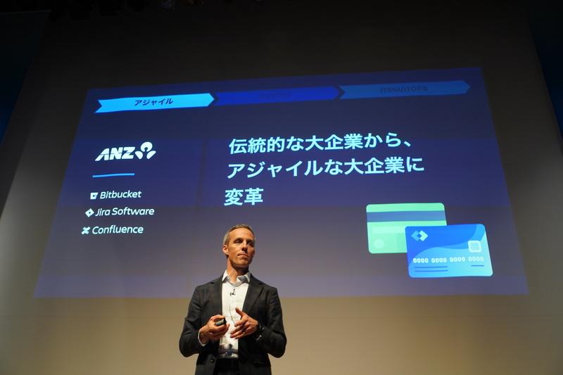 ANZ銀行のアジャイルの事例
