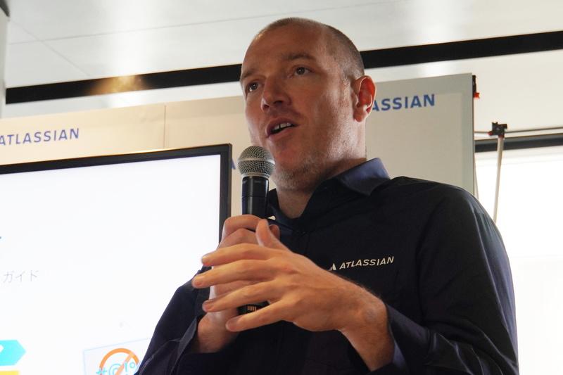 豪Atlassianワーク・フューチャリストのドミニク・プライス氏