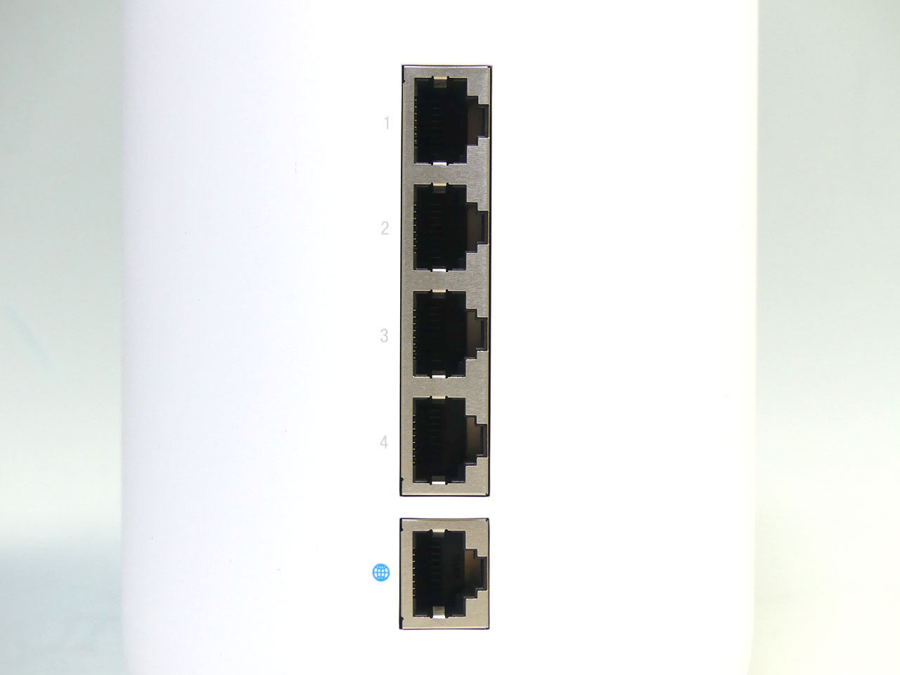 WAN/LANポート