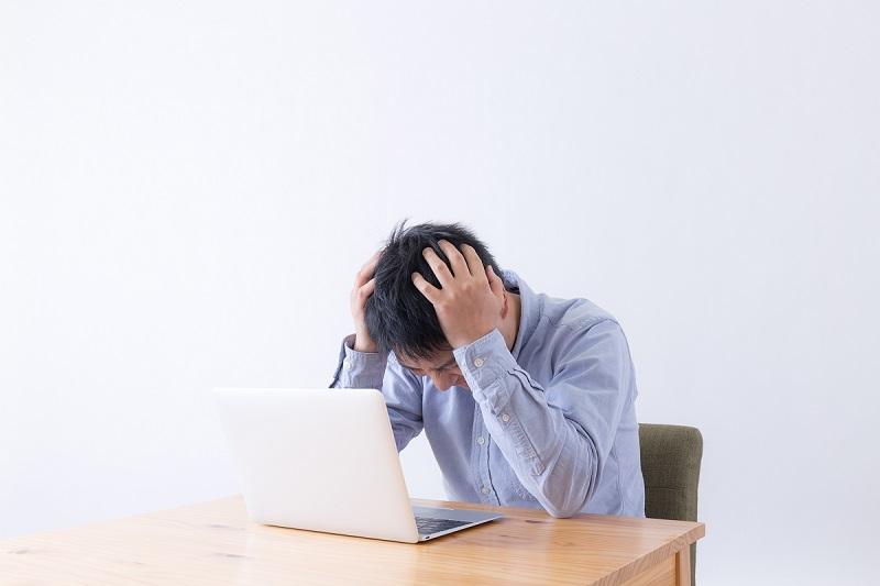 「アダルトサイトを見ているあなたの姿を撮影した」との脅迫が……<br>(Image:Shutterstock.com)