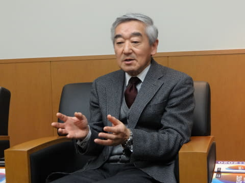 CEATEC実施協議会 エグゼクティブプロデューサー 鹿野 清氏
