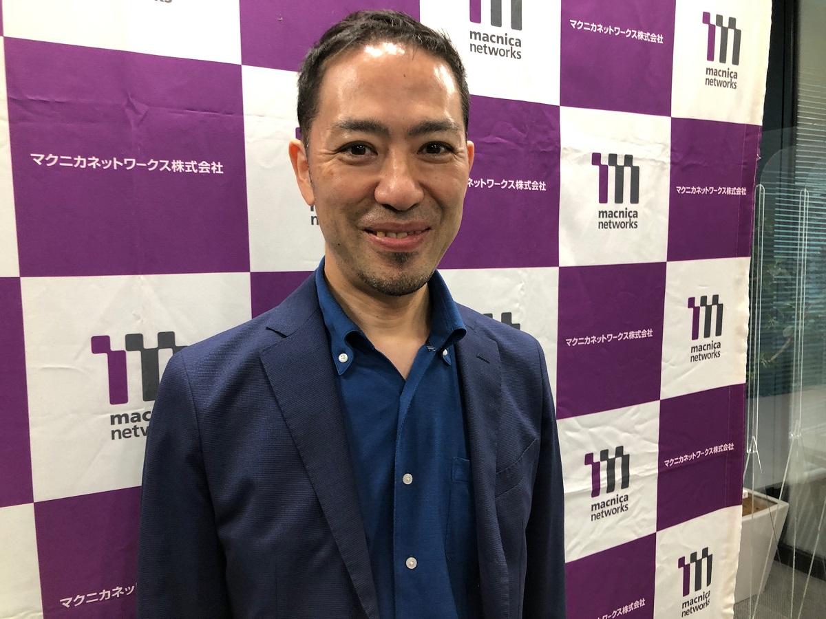マクニカネットワークスの鈴木一実氏(第3技術統括部部長 テレコムセキュリティエンジニア)