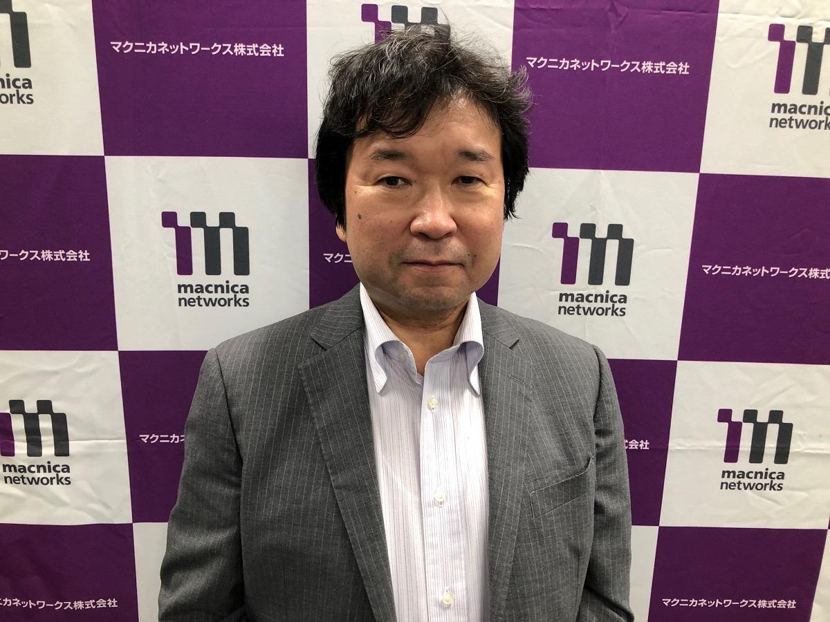 マクニカネットワークス株式会社の丸山一郎氏(第3技術統括部主幹技師 テレコムセキュリティエンジニア)