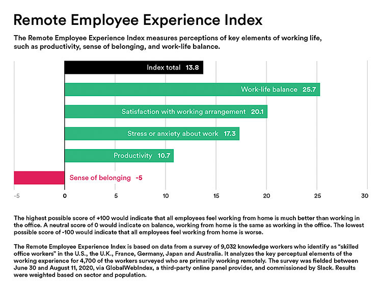 「Remote Employee Experience Index」