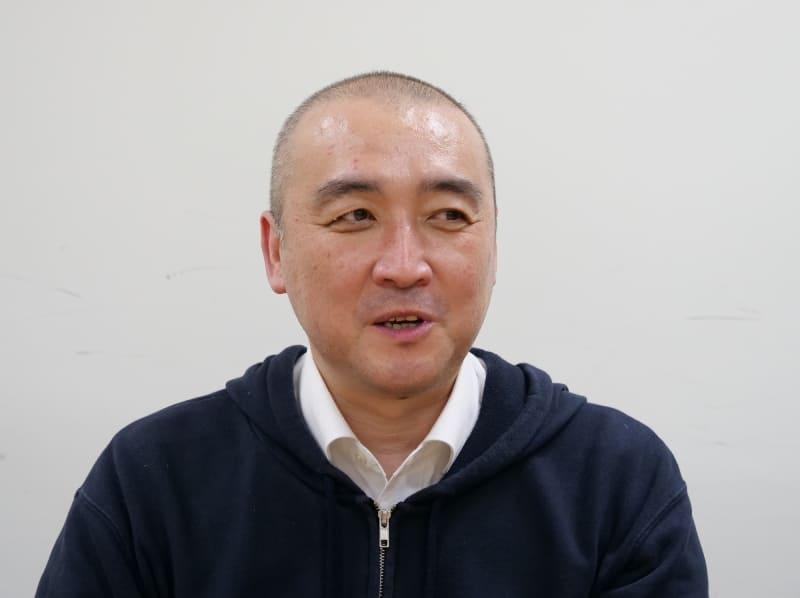 株式会社MIERUNE代表取締役の朝日孝輔さん