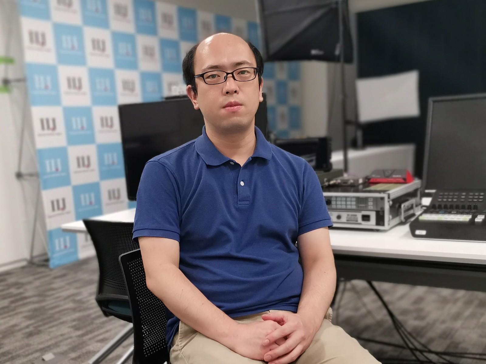 株式会社インターネットイニシアティブ(IIJ)広報部副部長兼MVNO事業部シニアエンジニアの堂前清隆氏。「IIJの顔の一人」だろう