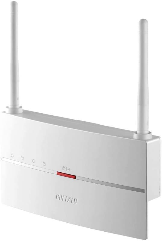 Wi-Fi中継機「WEX-1166DHPS2/N」