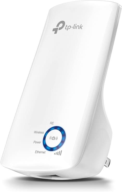 コンセント直挿しタイプのコンパクトなWi-Fi中継機「TL-WA850RE」