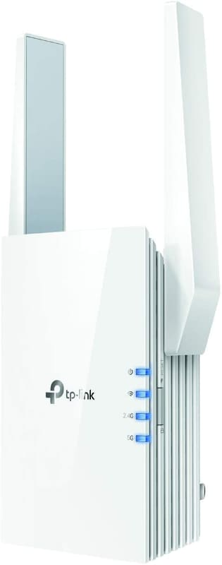 Wi-Fi 6対応の中継機「RE505X」