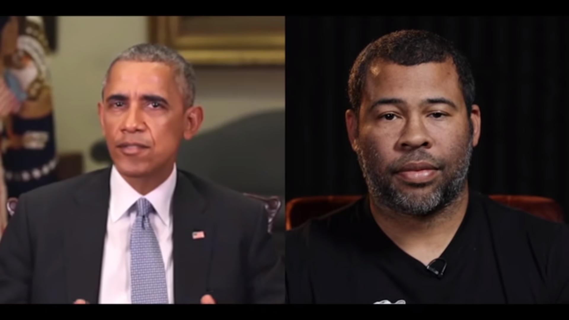 """別の人の口の動きなどをオバマ大統領の顔で再現しています(<a href=""""https://www.youtube.com/watch?v=cQ54GDm1eL0"""" class=""""strong bn"""" target=""""_blank"""">YouTubeの動画</a>よりキャプチャー)"""