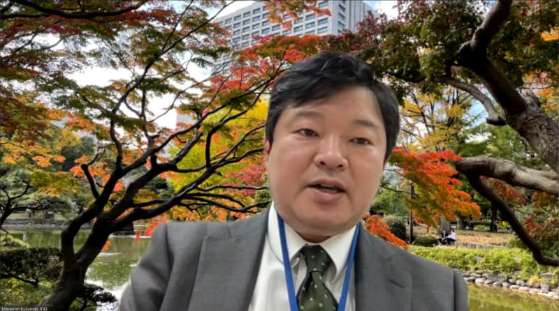 Japan Digital Design株式会社CTOの楠正憲氏