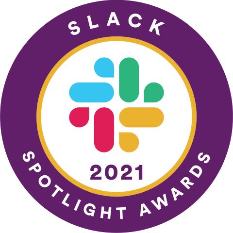 Slack Spotlight Awards