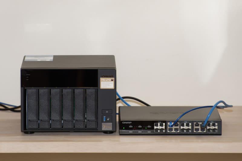 10GbE対応のSSD NAS「AXELBOX」をオフィスや自宅に導入すると業務効率はどれだけアップするのか