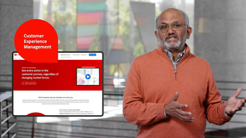 「Adobe Experience Cloud」では顧客体験などを改善