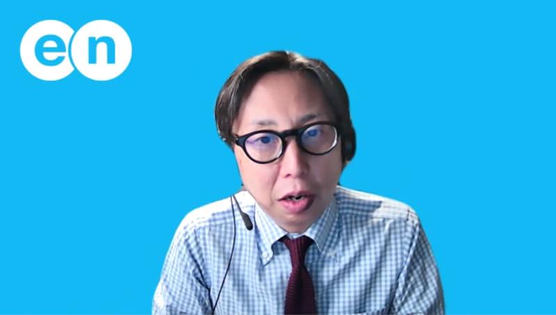 エン・ジャパン株式会社でバーチャルオフィス導入を推進する同社内部監査室経営推進チームの今村明則氏