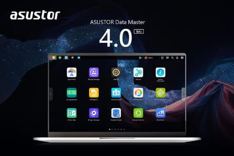 ASUSTOR「ADM 4.0」ベータ版