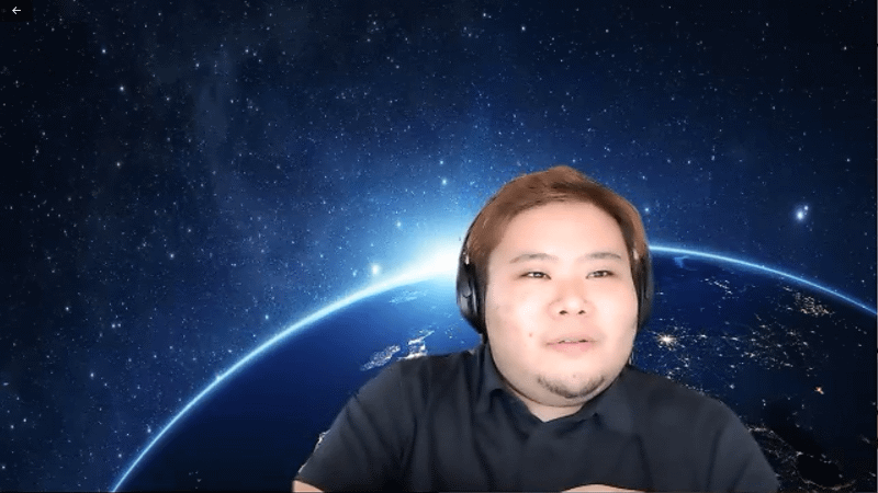 WordCamp Japan 2021実行委員長の戸田秀成氏