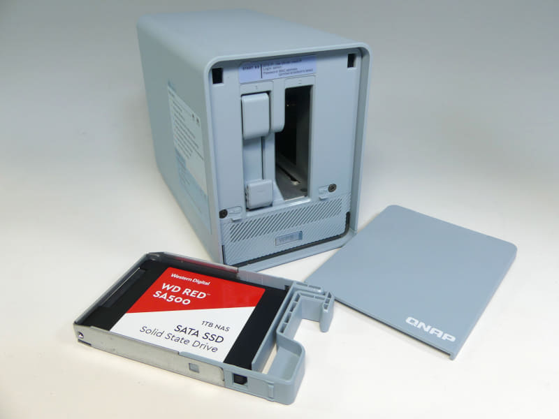 QMiroPlus-201Wを使えばデータの保存も1台で済むため、オフィスワークとテレワークを両立するハイブリッドなワークスタイルを簡単に構築可能