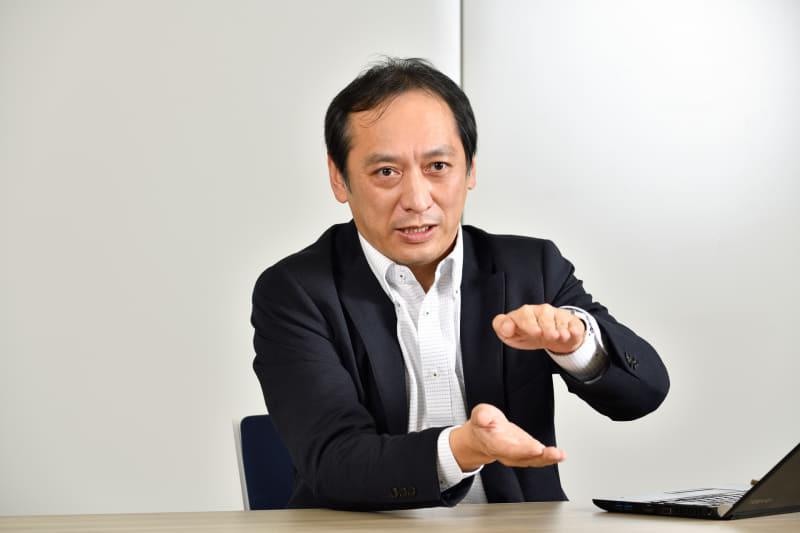 株式会社TKC 栃木本社 システムエンジニアリングセンター IT投資企画部 部長 金森直樹氏