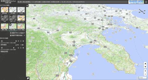 夏休みの自由研究におすすめ! 国土地理院の「地理院地図Vector」で自分の地図をデザインしてみよう!