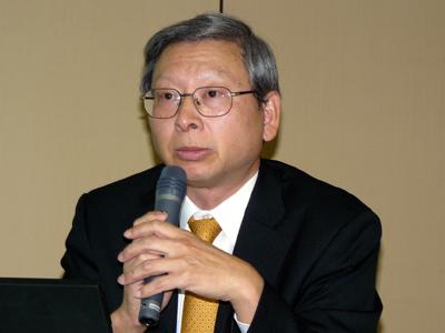 このセッションでは、日本のIDN ccTLD「.日本」の導入についても、日本インターネットドメイン名協議会の桑子博行氏から解説があった