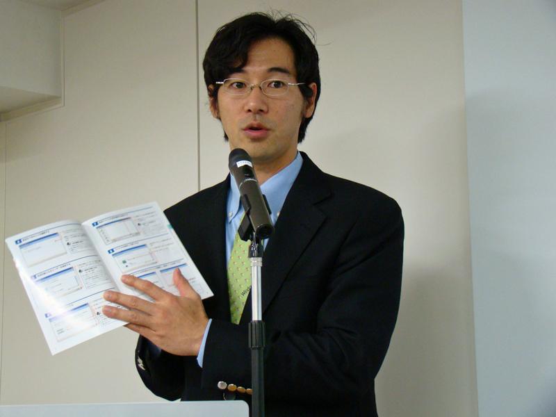 マイクロソフトコマーシャルWindows本部本部長の中川哲氏