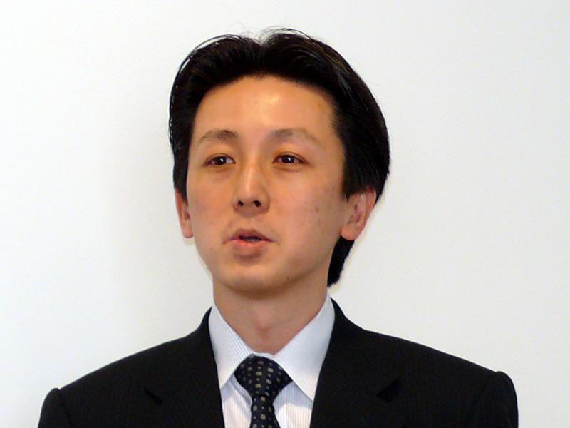 マーケティング統括本部 プロダクトマーケティングマネージャーの水村明博氏