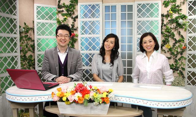 「小町テレビ」番組風景