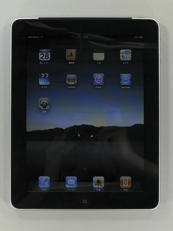 iPad Wi-Fi+3G