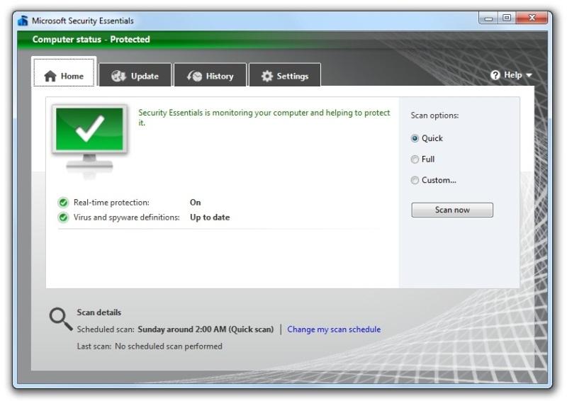 「Security Essentials」次期バージョンのベータ版