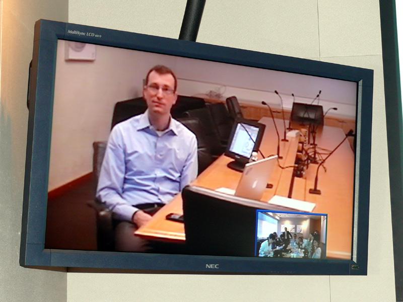 米Adobe プロダクトセキュリティ・プライバシー担当シニアディレクターのブラッド・アーキン氏