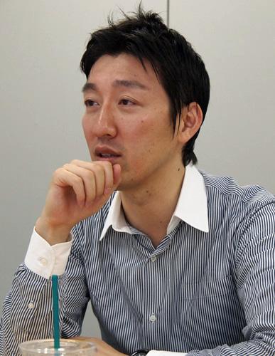 アジャイルメディア・ネットワーク株式会社 代表取締役社長CEO 徳力基彦氏