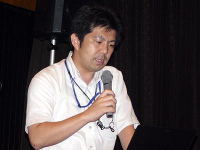 警察庁生活安全局情報技術犯罪対策課の齋藤正憲氏