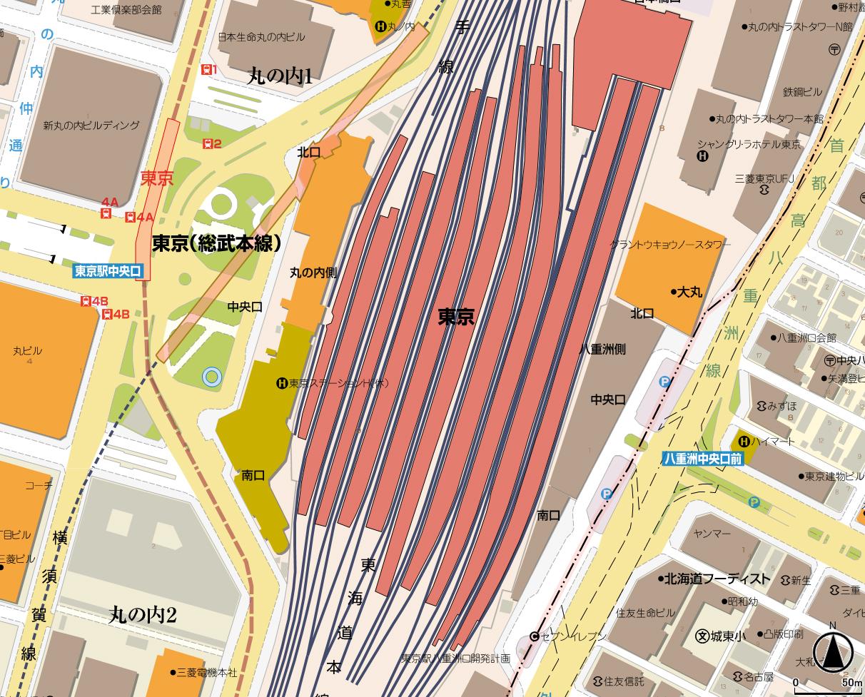 東京駅(SV5)