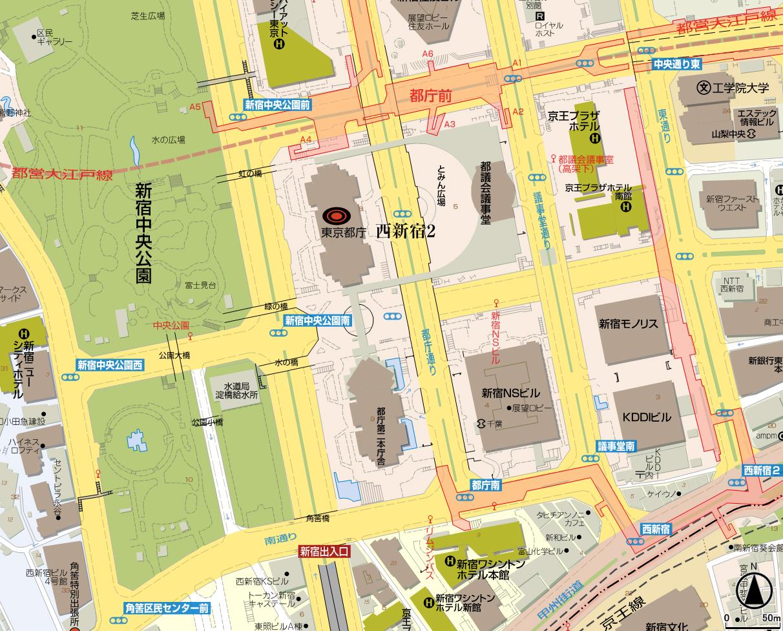 新宿中央公園(SV6)