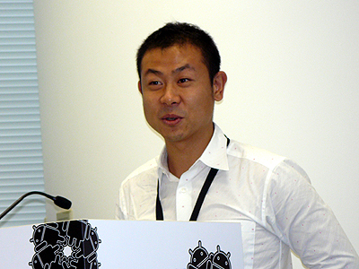 グーグルのマーケティングマネージャーである佐々木大輔氏