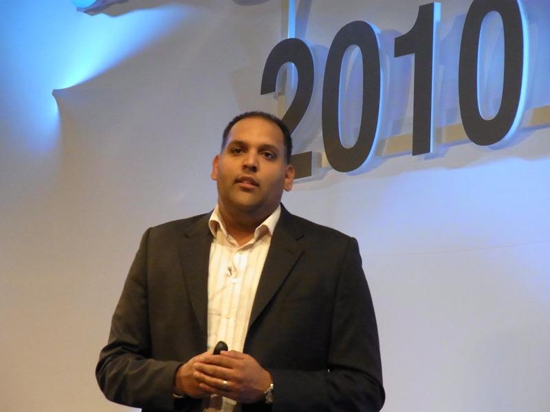 Google社Google Appsプロダクトマネージャー アニル・サブハーワル氏