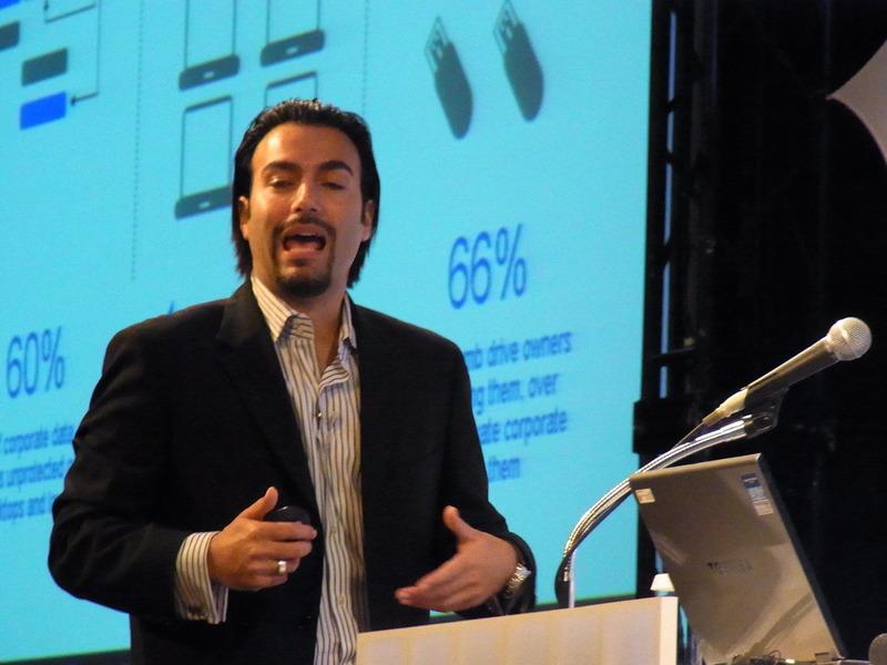Google社Google Appsセキュリティディレクター エラン・ファイゲンバウム氏