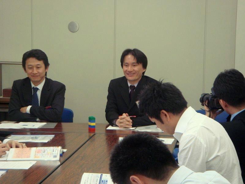 東証兜倶楽部でのDTI公開買い付けに関しての説明会(2007年7月)