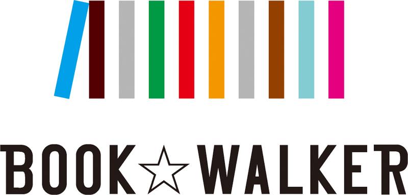 「BOOK☆WALKER」のサービスロゴ