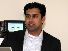 米Googleでプロダクトマネジメントディレクターを務めるShishir Mehrotra氏