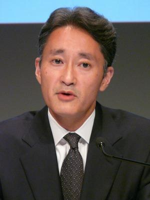 ソニー代表執行役副社長、SCE代表取締役社長兼グループCEOの平井一夫氏