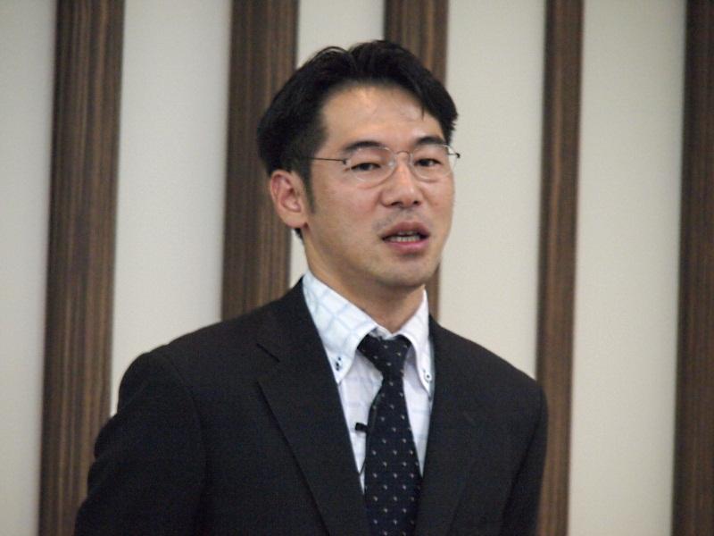 日本マイクロソフトの中川哲氏