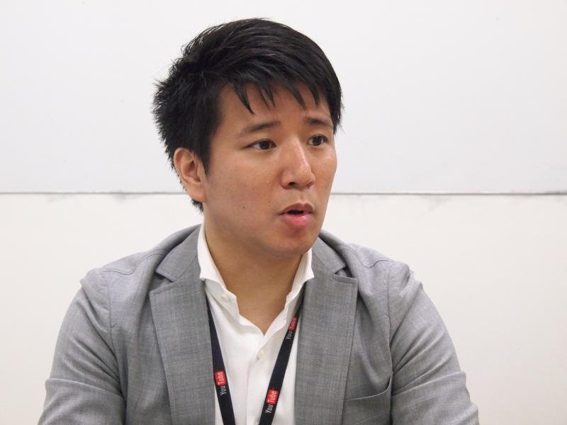 プロダクトマーケティングマネージャーの長谷川泰氏